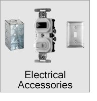 Cabinet and Cafeteria Electrical Accessories Menu