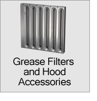 Grease Filters and Hood Accessories Products Menu