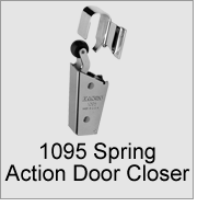 1095 Spring Action Door Closer