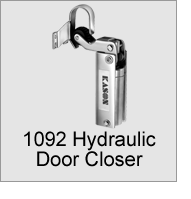 1092 Hydraulic Door Closer
