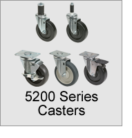 5200 Series Casters