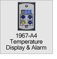 1967-4A Temperature Display and Alarm
