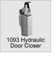 1093 Hydraulic Door Closer