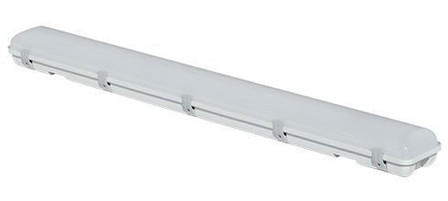 1810LC4000B LED Fixture with Backup Battery