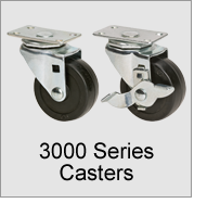 3000 Series Casters