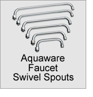 Aquaware Elite Faucet Swivel Spouts