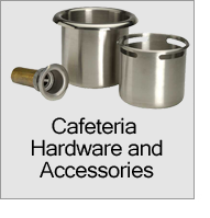 Cafeteria Hardware and Accessories Menu