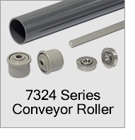 7324 Series Conveyor Rollers